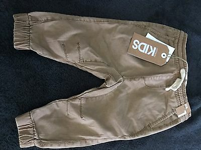 Brand New Cotton On Kids Chinos/Pants Size 1