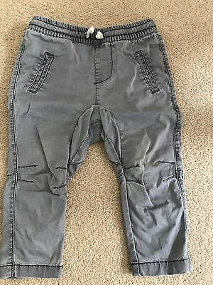 Used Cotton On Kids Chinos/Pants Size 1