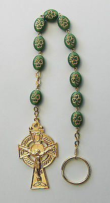 Handmade Irish Rosary Decade