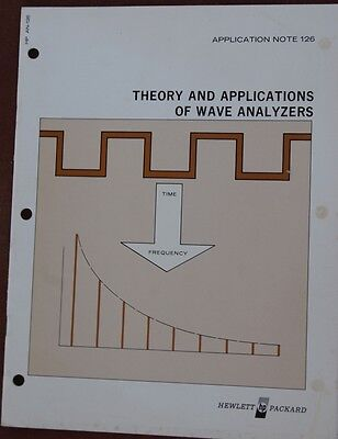 HP Application Note 126 Theory and Applications of Wave Analyzers