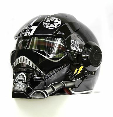 Masei 610 STAR WARS Darth Vader Motorcycle Bike MLB Chopper Shoei Arai HELMET