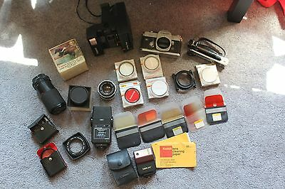 Camera Lot #1 : Polaroid, Canon, Vivitar & Quantaray