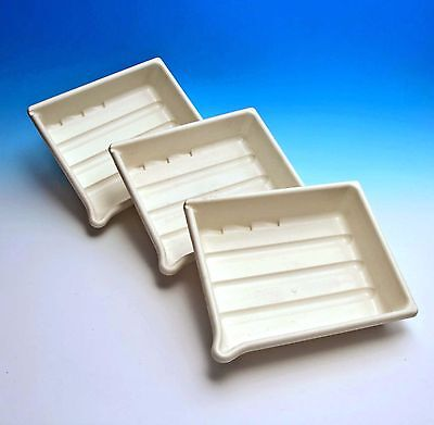 """Developing Trays 10"""" x 8"""" x 3""""  for Photo Darkroom- Set of 3 Trays (3"""" Deep"""")"""