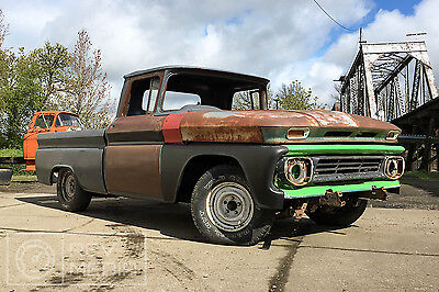 1962 Chevrolet C-10  1962 Chevrolet C-10 Shortbed Project