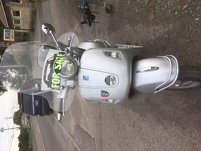 2008 Other Makes GTS 250 IE  2008 Vespa GTS250 IE