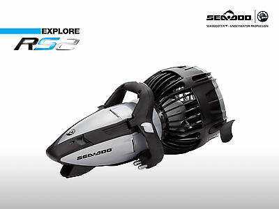 Seadoo Seascooter RS2 - with GoPro mount - ex-display - full warranty