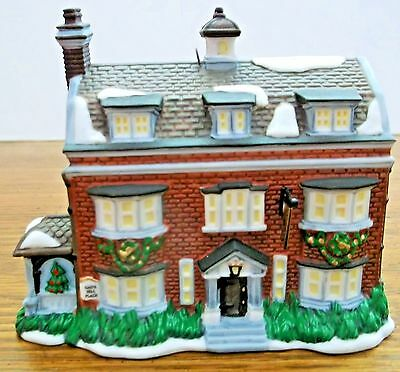 Department 56 Gads Hill Place 1997 Dickens Collectors Edition Ornaments MIB