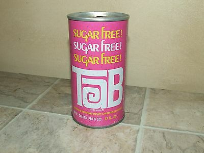 Vintage Tab  12 OZ Can