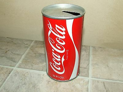 Vintage coca cola  12 OZ Can