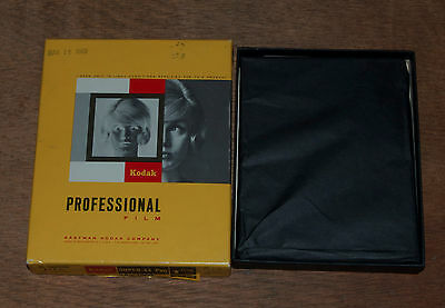 Kodak Expired Super XX Panchromatic 4x5 Sheet Film Vintage