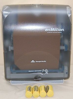 Georgia Pacific Motion Sensing 59462 Automated Touchless Paper Towel Dispenser