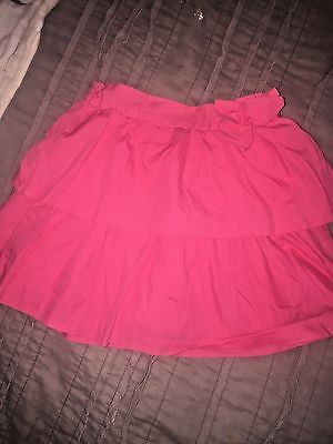 Janie and jack pink skirt 2t