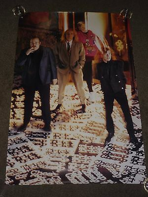Cheap Trick 1988 CBS Records US Promo Poster