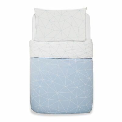 Snuz Snuzkot Designz Baby / Child / Kids Duvet & Pillowcase Set - Geo Breeze