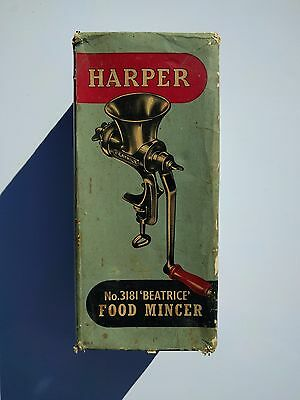 HARPER | Beatrice 3181 | Food Mincer