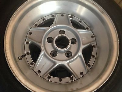 Simmons b45 staggered 3 piece wheels pre au