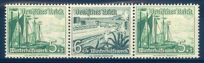 GERMANY THIRD REICH COMBINATION - Michel No: W 126  -5762