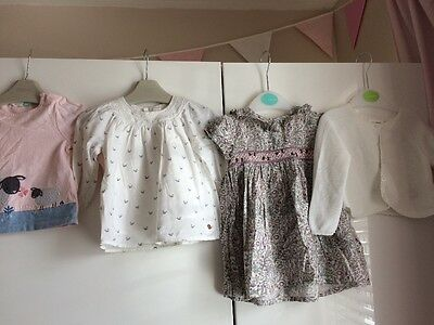 girls 6-9 months bundle (John Lewis, Marks and Spencer, Next)