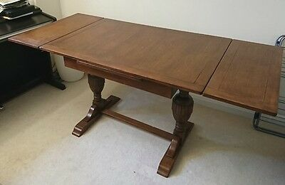 Victorian Carved Table Extendable Dining