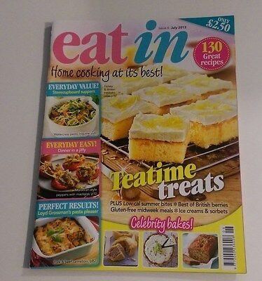 Eat In Issue 6 July 2013