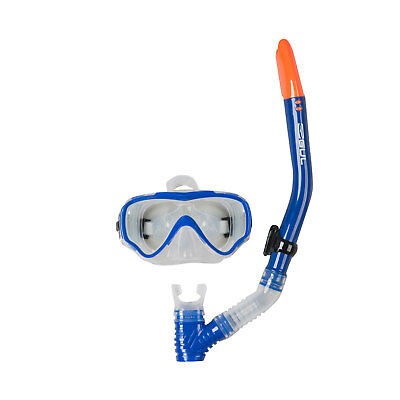 Gul Junior Mask and Snorkel Set 2017 - Blue/Black