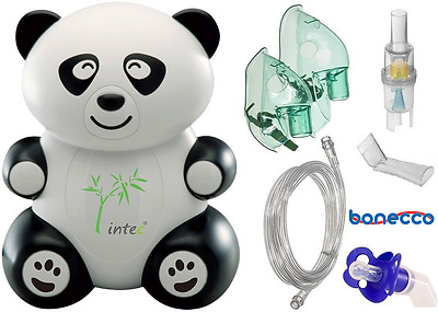 PANDA Nebuliser Compressor Inhaler Intec Panda FOR INFANTS AND CHILDREN