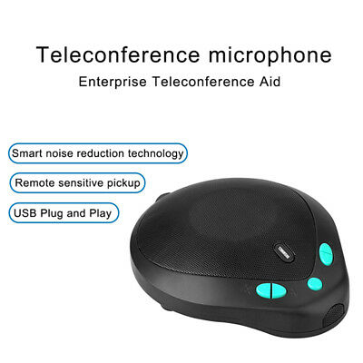 Protable HIFI USB Voip Video Conference Conference Meeting Microphone Speaker