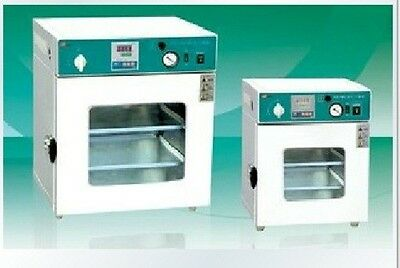 Digital Vacuum Drying Oven Cabinet 250℃ working room 41.5x37x34cm