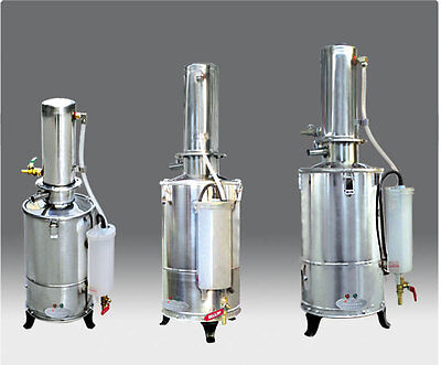 Auto-Control Electric Water Distiller, Water Distilling Machine, 10L/h(380v)
