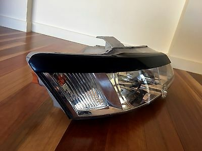 Quality Abs Plastic Vy Vz Holden Commodore/hsv Head Light Eye Lid/eye Brows Ss/s