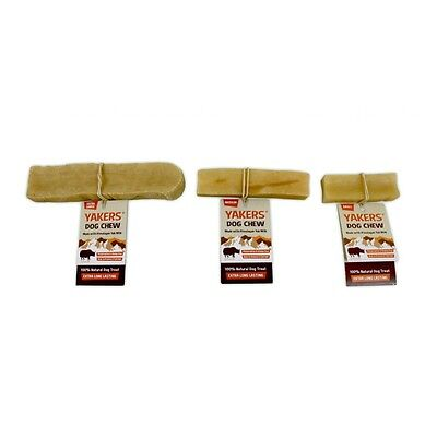 Yakers 100% Natural Himalayan Yak Milk Seriously Hard & Long Lasting Dog Chews
