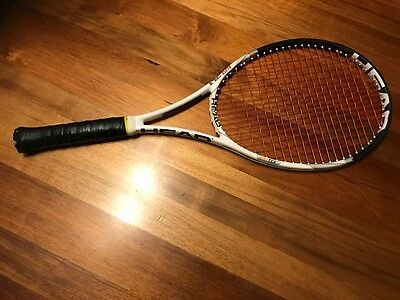 Head Speed Elite tennis racquet grip size 4 1/4 in good condition
