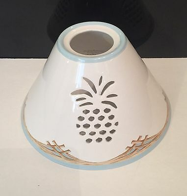 LENOX British Colonial collection By Chuck Fisher Lampshade