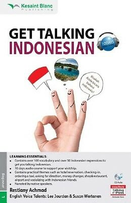 GET TALKING INDONESIAN  Restiany Achmad