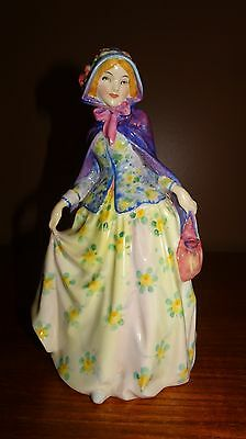 Royal Doulton Figure  Jennifer  Hn 1484  6 1/2""