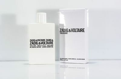 Zadig & Voltaire this is her Damenduft Duschgel 200 ml Neu OVP