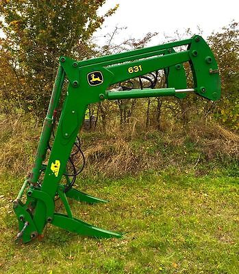 Tractor Front Loader complete with Brackets , Joystick , Bolts