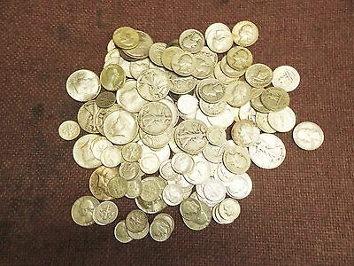 ✯1 oz OUNCE 90% SILVER U.S. COINS✯ ESTATE SALE LOT HOARD ✯Pre-1964 BULLION GOLD✯