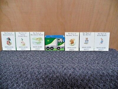 The BP Peter Rabbit Collection by Beatrix Potter Box and Books (AUG10)