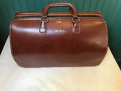 Zippogrif Genuine Cowhide Leather Doctors Bag (With Key)