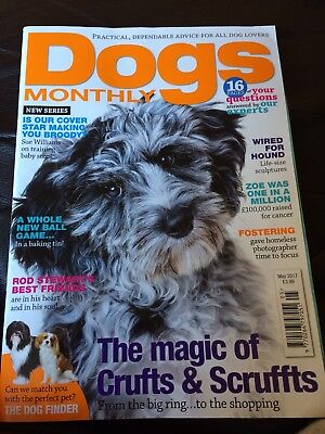 Dogs Monthly May 2017 Issue