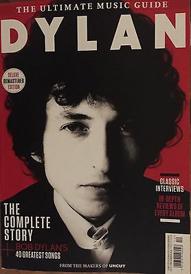 Bob Dylan - The Uncut Ultimate Music Guide - Complete Story Deluxe Edition