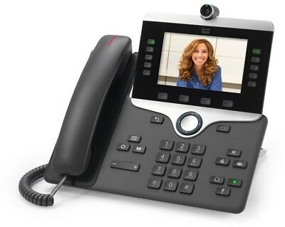 CISCO IP Phone 8845 Charbon LCD COULEUR