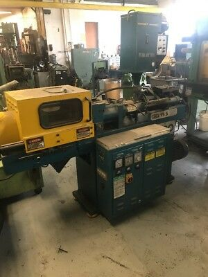 LOT OF 3 Boy 15S Plastic Injection Molding Machines *Shipping Available*