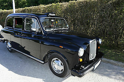 London Taxi / Black Cab - Carbodies Fairway 2.7 TD 1997 - Fully Renovated