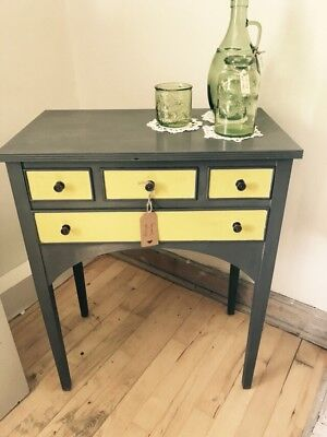 Hand Painted Edwardian Small Boy Drawers