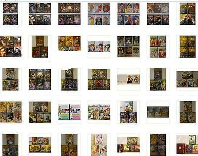 Wholesale Lot of Complete Anime DVD Set Pick Your Own Choose From 30+ Series New