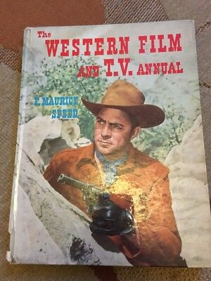 The Western Film And Tv Annual. 1958. F Maurice Speed