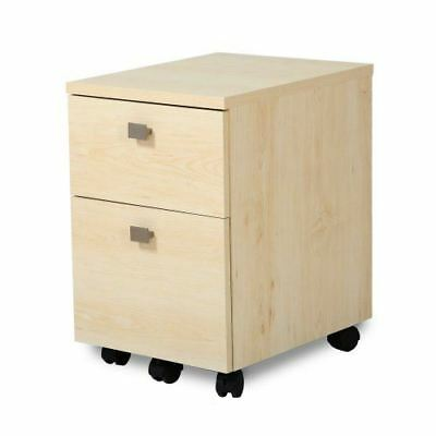 Interface 2-Drawer Mobile File Cabinet