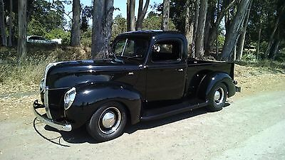 1940 Ford Other Pickups  1940 FORD PICK UP,  FRAME OFF RESTORATION, EVERY NUT AND BOLT,, SHOW QUALITY -